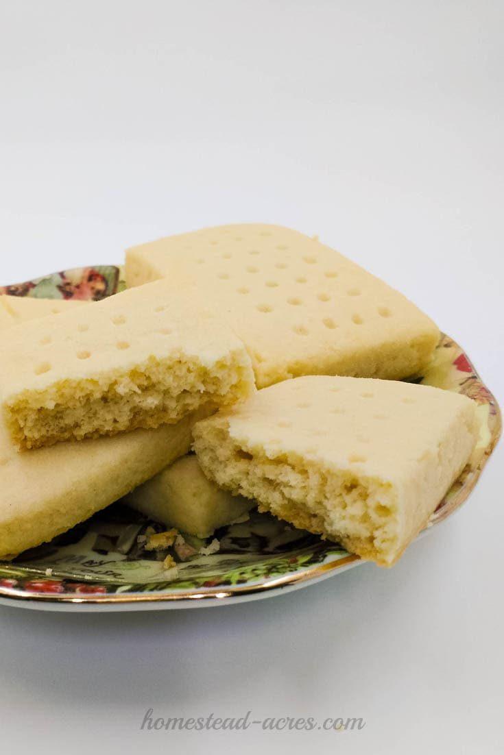 Best Shortbread Cookie Recipe: The Best Scottish Shortbread Cookies
