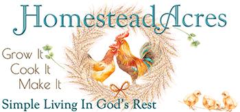 Homestead Acres Blog